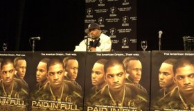 "Damon Dash and Roc-a-Fella Films Press Conference for ""Paid in Full"""