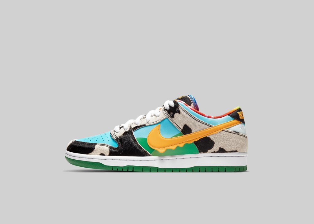 Sneakerheads Clown Nike's SNKRS App After Missing Out On Ben & Jerry Dunks