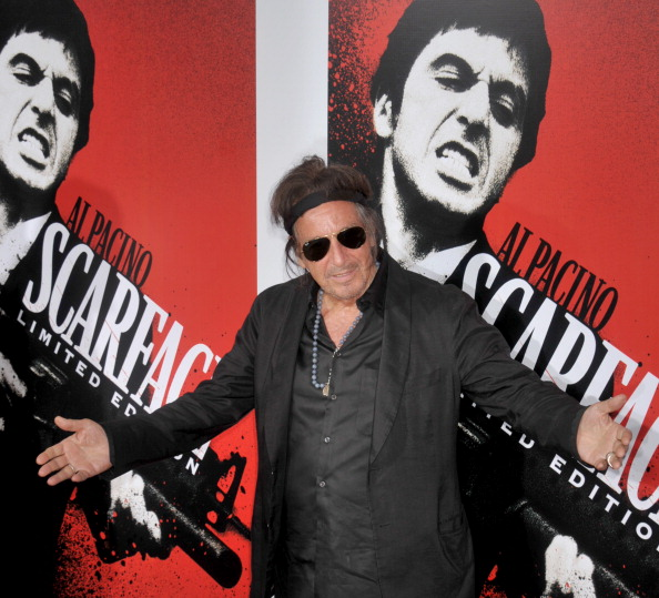 """""""Scarface"""" Cast Reunite To Launch Blu-Ray Release"""
