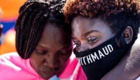 Brunswick, Georgia Community Demonstrates For Justice Surrounding Shooting Death Of Jogger Ahmaud Arbery