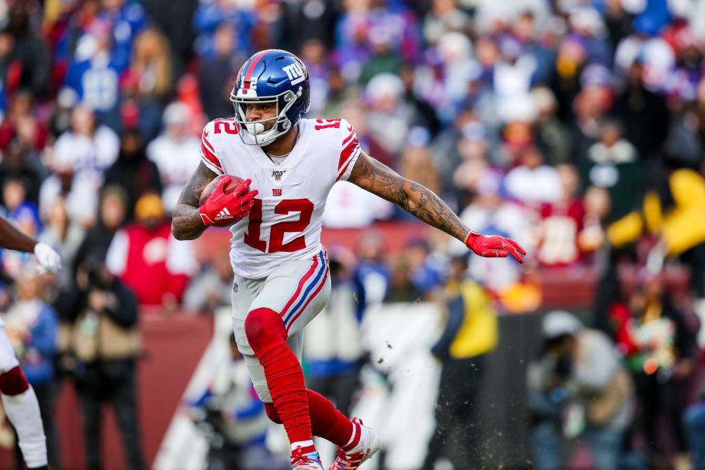NFL: DEC 22 Giants at Washington Football Team