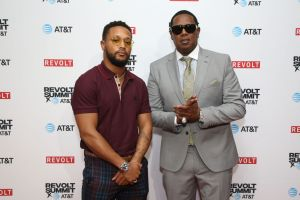 REVOLT X AT&T Host REVOLT 3-Day Summit In Los Angeles - Day 2