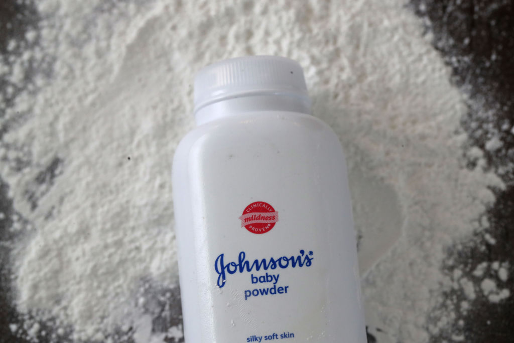 Johnson & Johnson Voluntarily Recalls Baby Powder For Asbestos Contamination