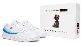 NOTORIOUS BIG X FILA COLLECTION