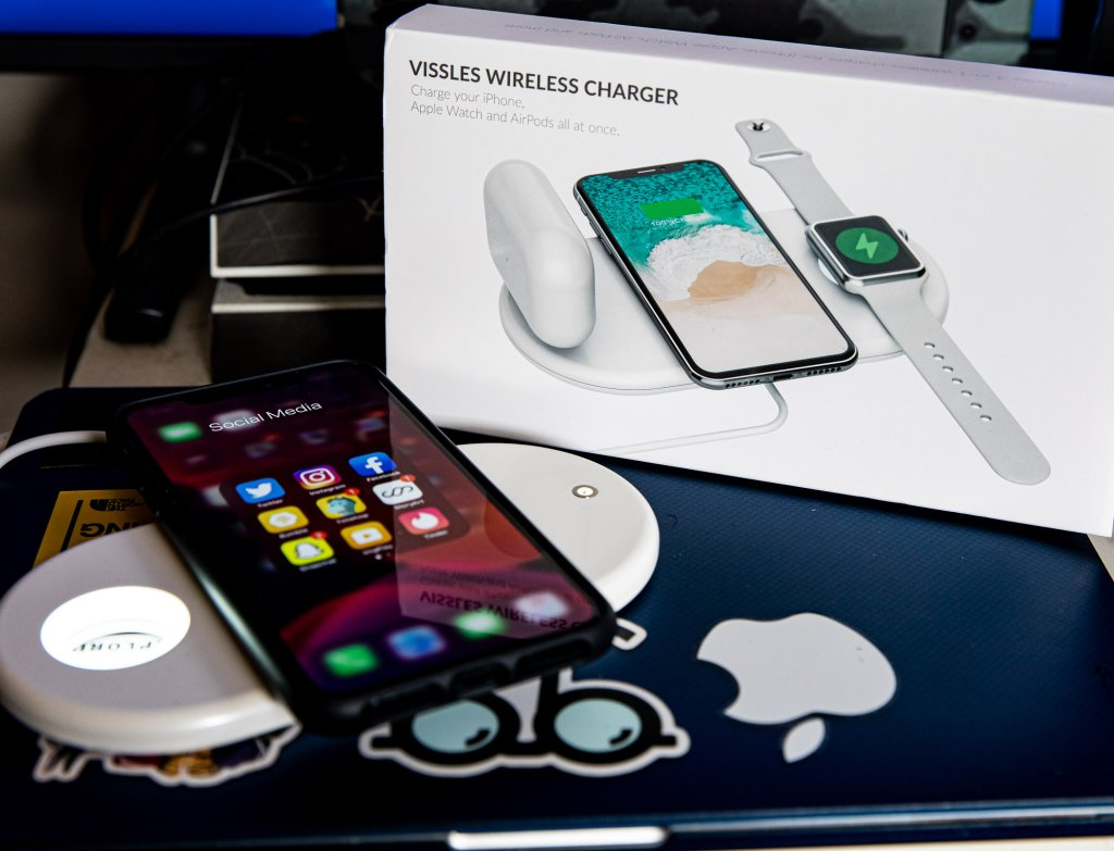Vissles Wireless Charger