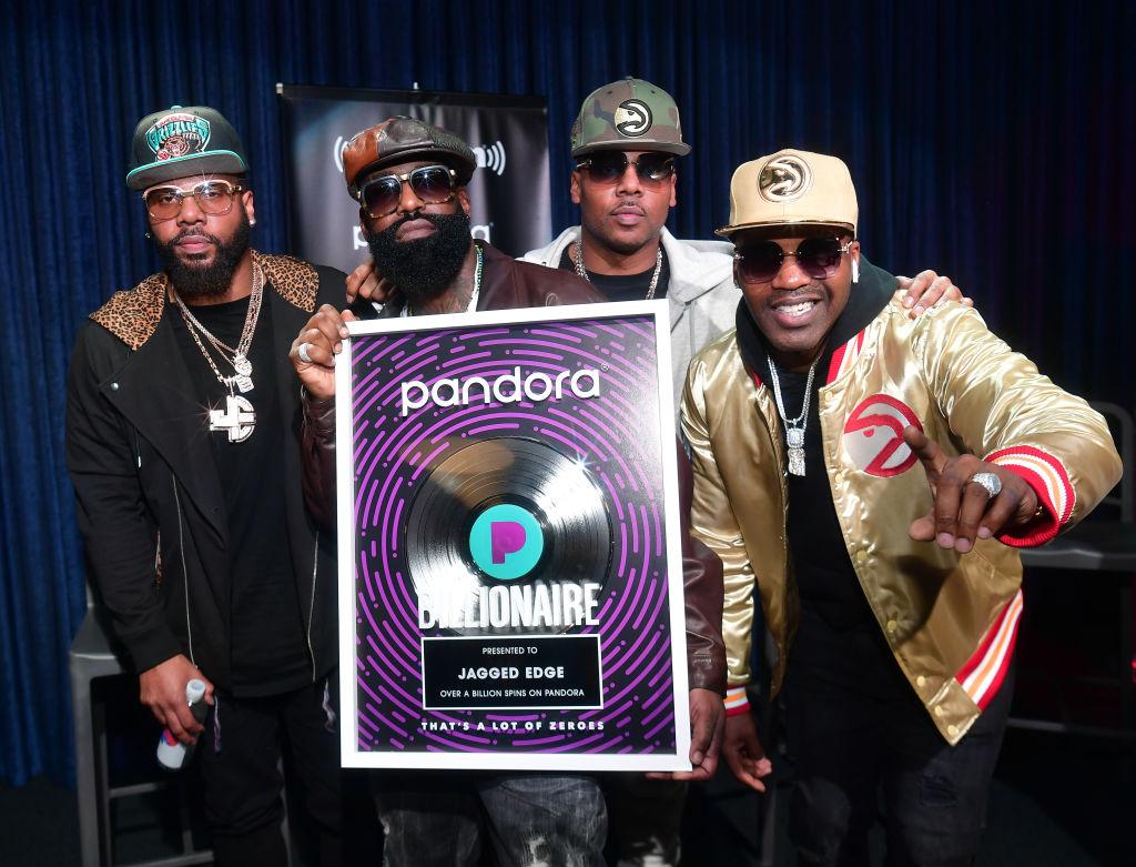 Sirius XM + Pandora Playback With Jagged Edge