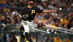 San Diego Padres v Pittsburgh Pirates