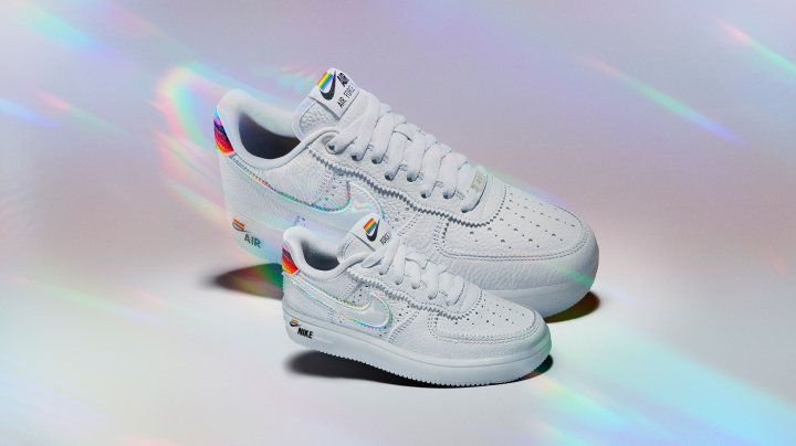 NIKE BE TRUE PRIDE MONTH COLLECTION