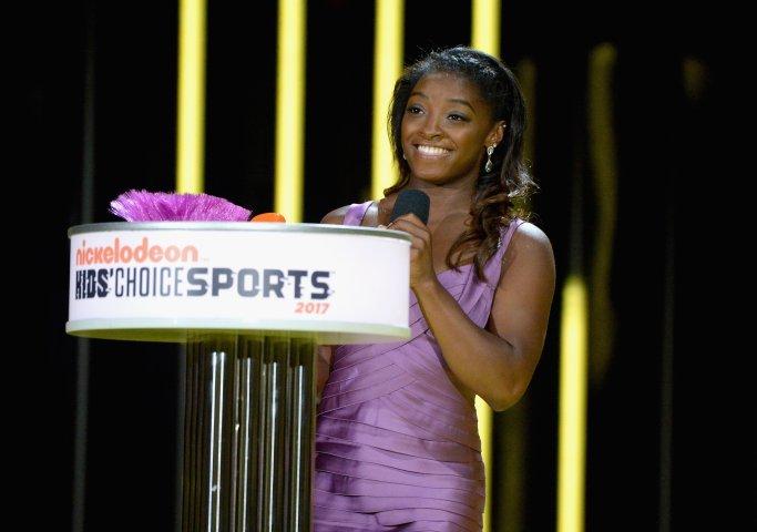 Nickelodeon Kids' Choice Sports Awards 2017 - Roaming Show