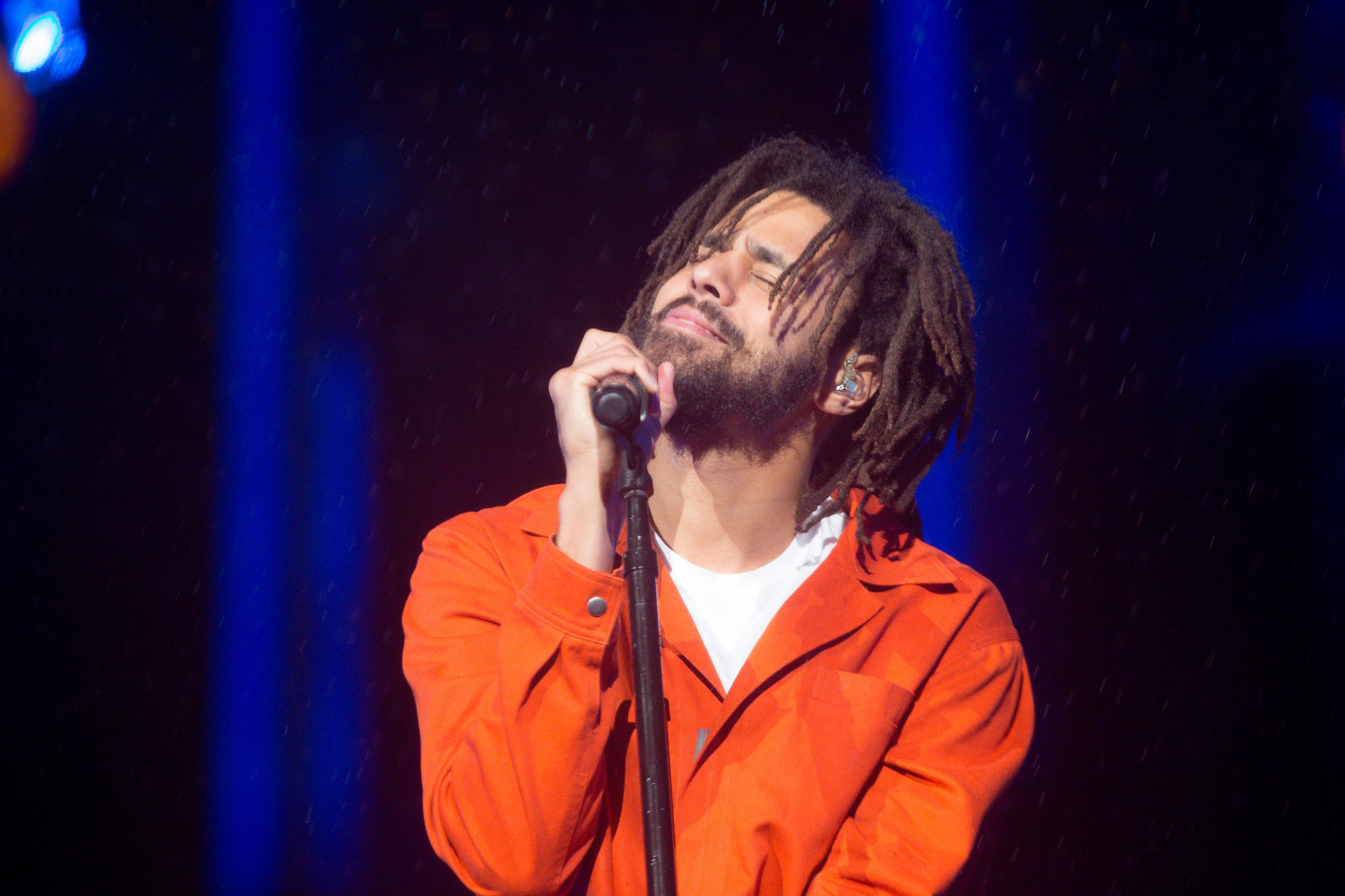 J. Cole Announces New Album 'The Off-Season'