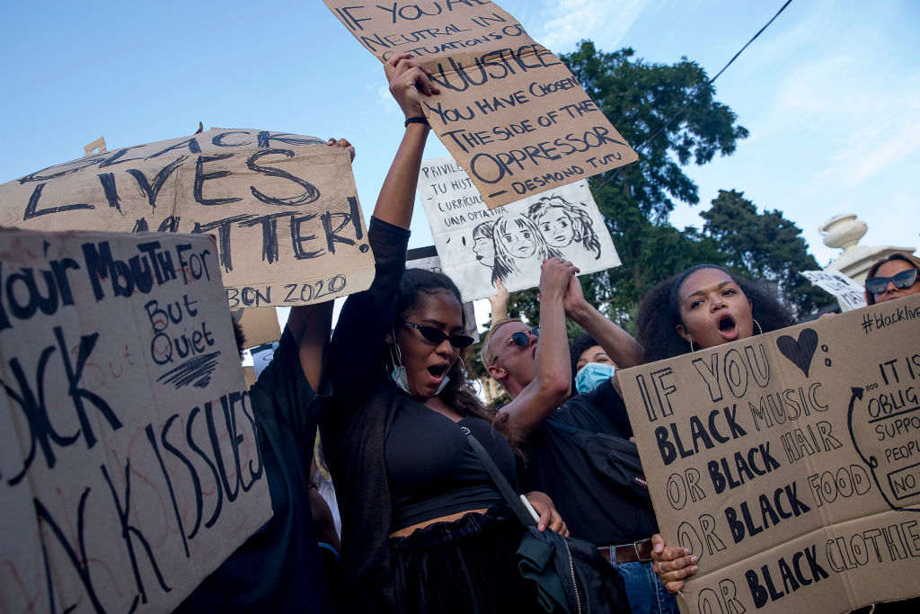 "Blackout Tuesday Protest Inadvertently ""Blacking Out"" Black Lives Matter"