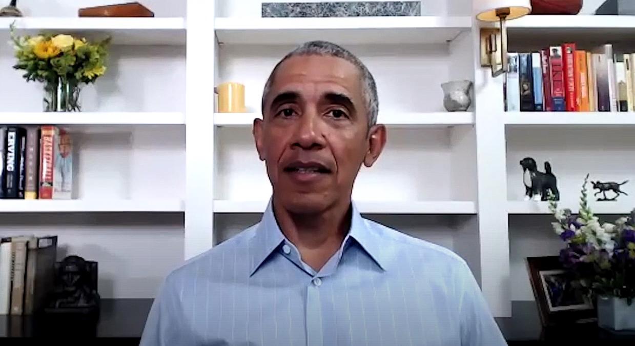 Barack Obama Praises Protestors & Calls For Nationwide Police Reform
