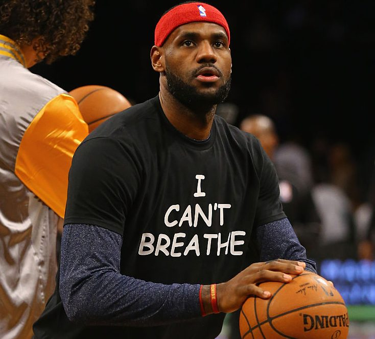 LeBron James Accurately Calls Out Laura Ingrahm On Her Hypocrisy