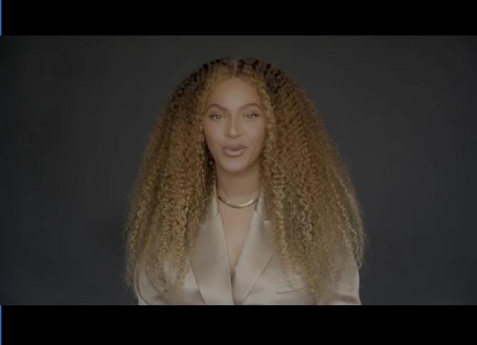 Beyonce graduation