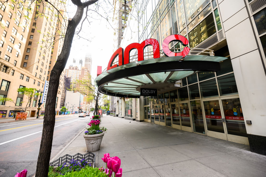 AMC CEO Says Company Plans To Open Movie Theaters In July