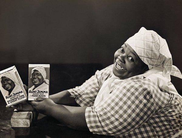 Aunt Jemima Portrayer Anna Robinson