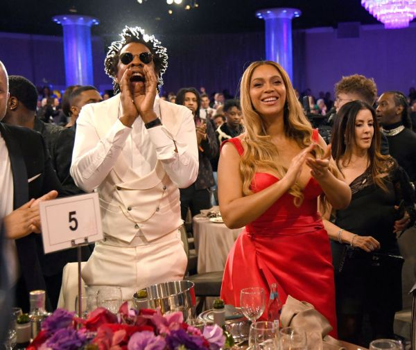 """Pre-GRAMMY Gala and GRAMMY Salute to Industry Icons Honoring Sean """"Diddy"""" Combs - Inside"""
