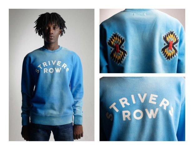 Striver's Row