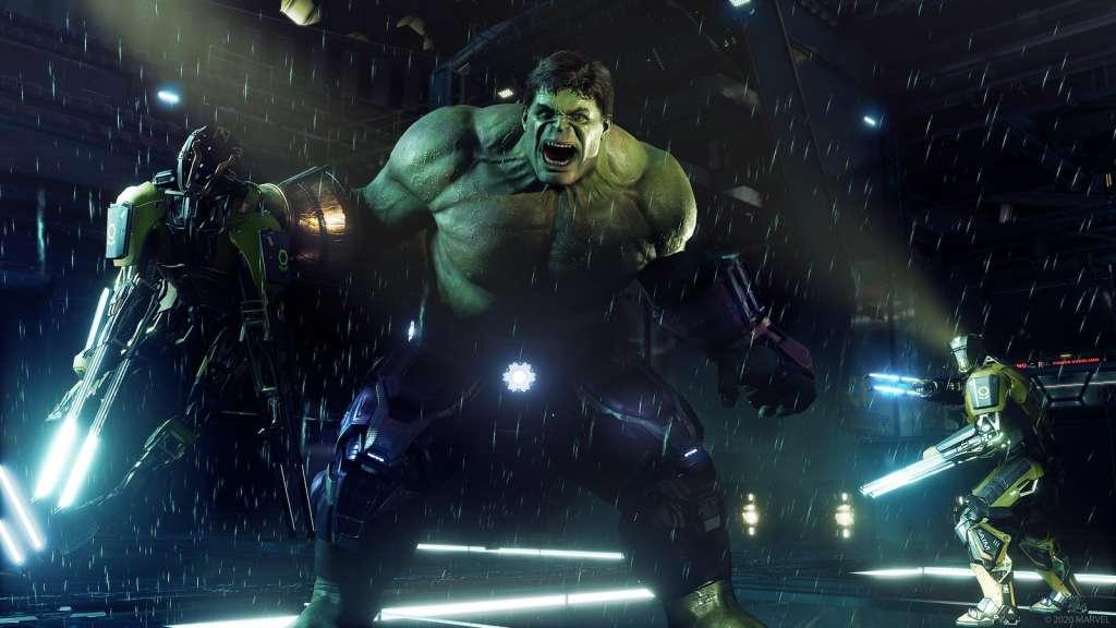 MODOK Revealed In New Marvel's Avengers' Story Trailer