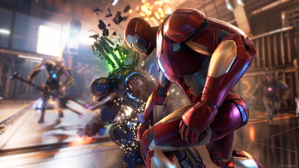 Players Can Upgrade 'Marvel's Avengers' For Free On PS5 & Xbox Series X