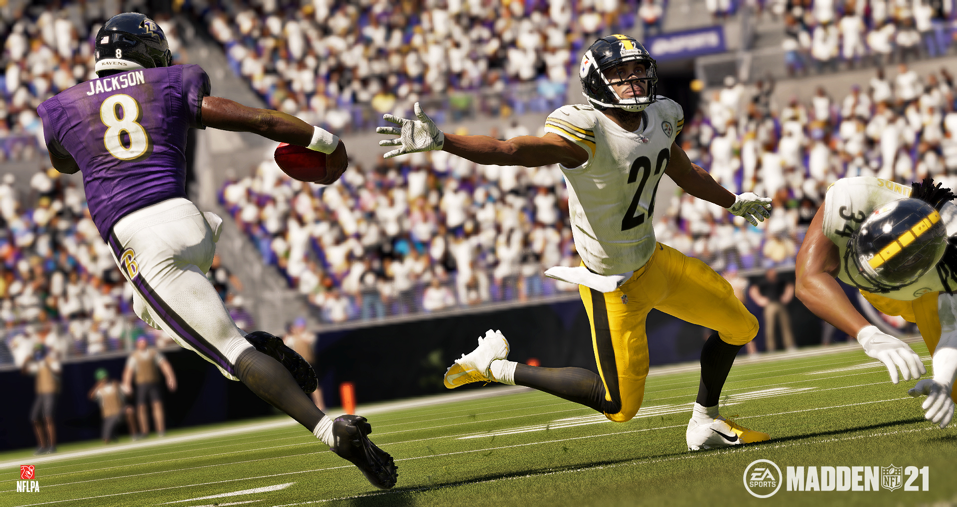 """EA Showoffs The New """"Complete Control"""" Mechanics In 'Madden NFL 21'"""