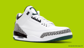 eBay and Sole Supremacy Launch Vault Sale, Air Jordan 3 White Oregon Giveaway
