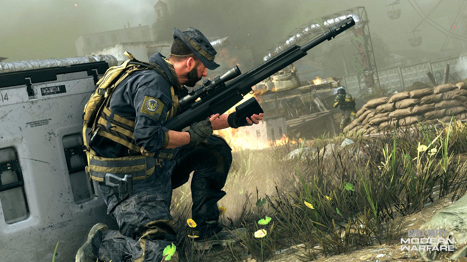 Call of Duty: Warzone Season 4 Update