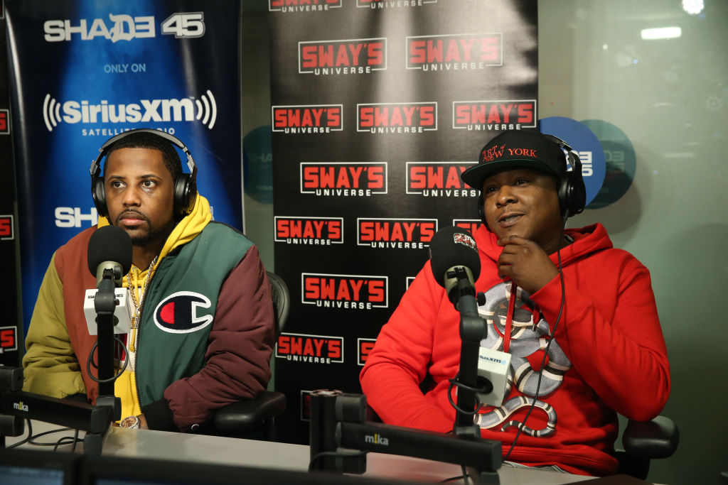 Twitter Couldn't Get Enough of Drunk Jadakiss During Verzuz With Fabolous