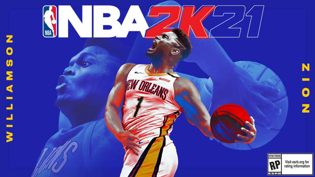 Zion Williamson Soars On Cover For Next-Gen 'NBA 2K21, 'NBA Fans React