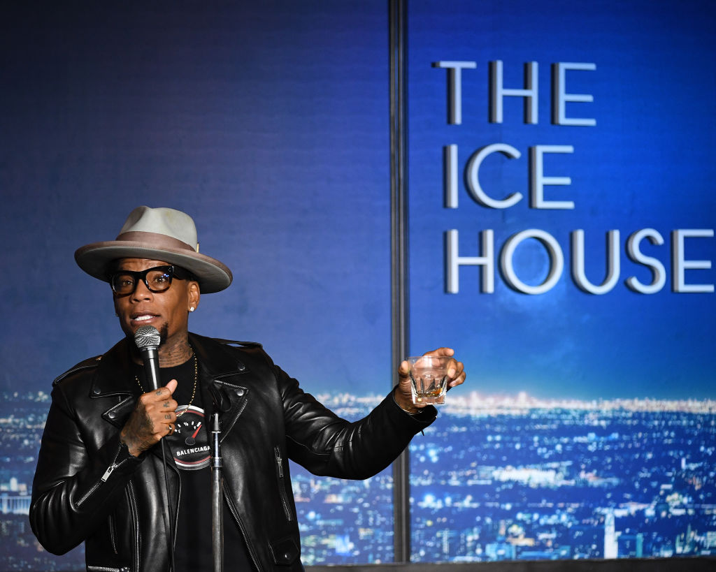 D.L. Hughley Reveals He Gave His Radio Team & Son COVID-19