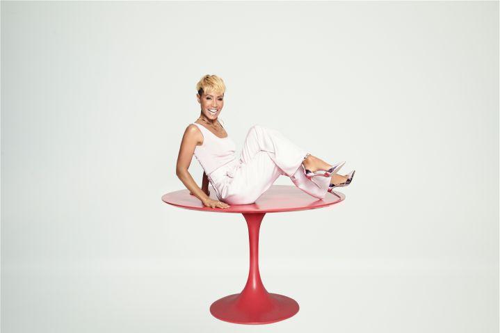 Jada Pinkett Smith at Red Table