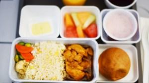 In Flight Meal - Economy Class