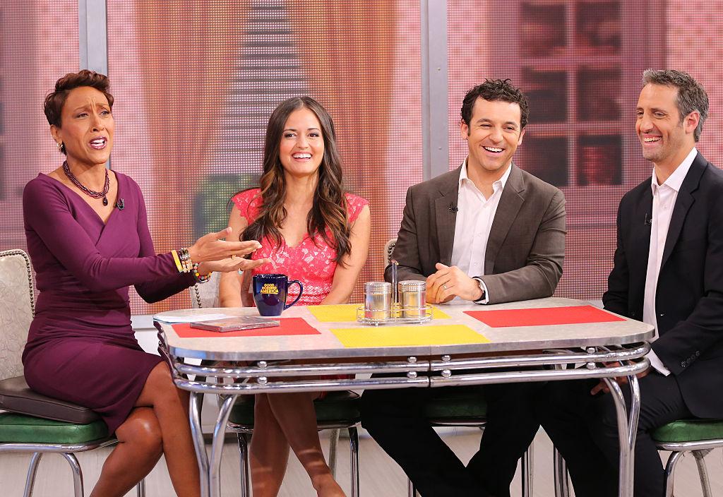 "ABC's ""Good Morning America"" - 2014"