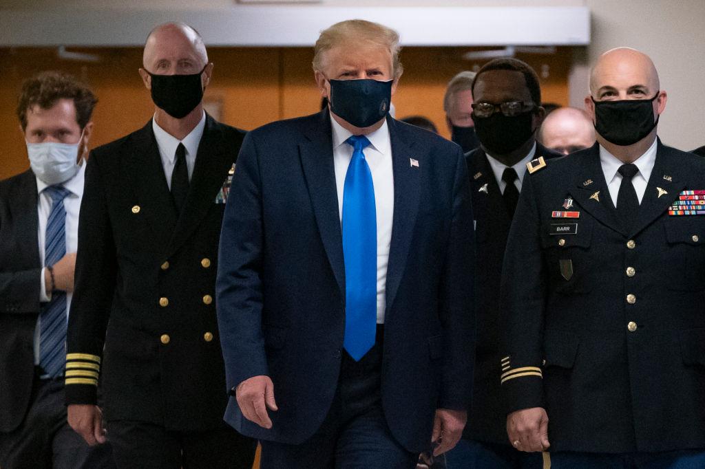 US-POLITICS-TRUMP-WALTERREED