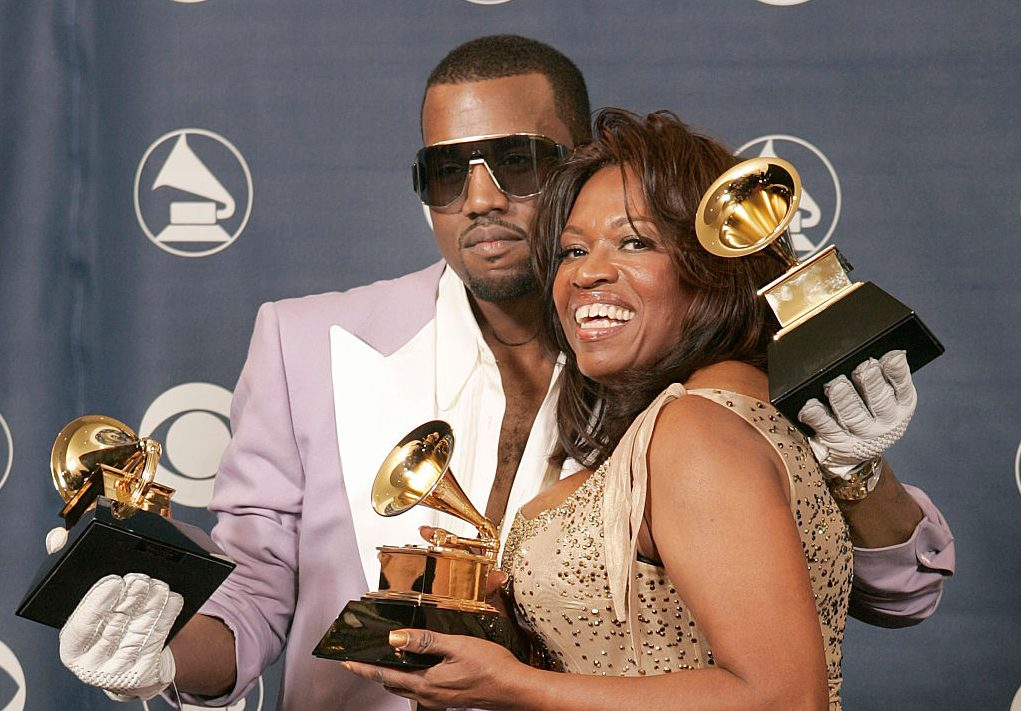 """Kanye West Surprises Fans With """"Donda"""" Track Dedicated To His Late Mother"""