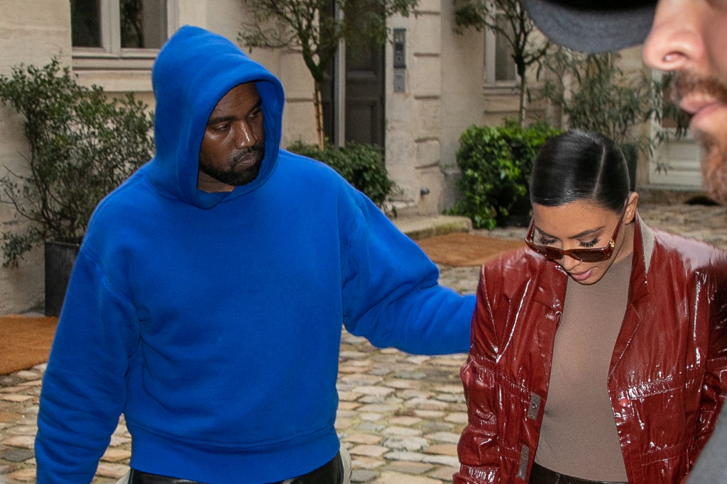 The Kardashians Reportedly Upset Following Kanye West's Bizzare Rally