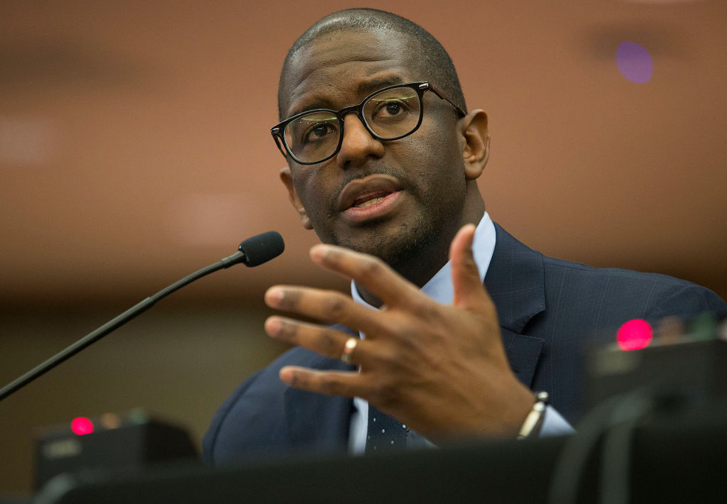 Andrew Gillum Returns To Instagram, Gives Update On His Life After Rehab