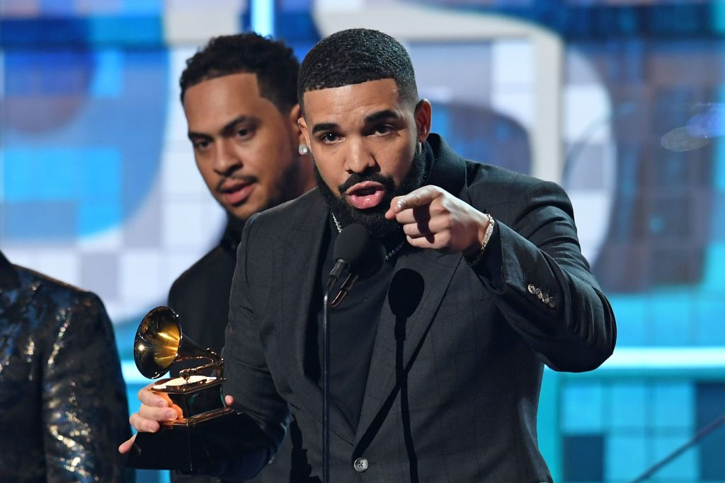 """Drake Allegedly Takes Shot At Pusha T & Kanye West In """"Only You Freestyle"""""""