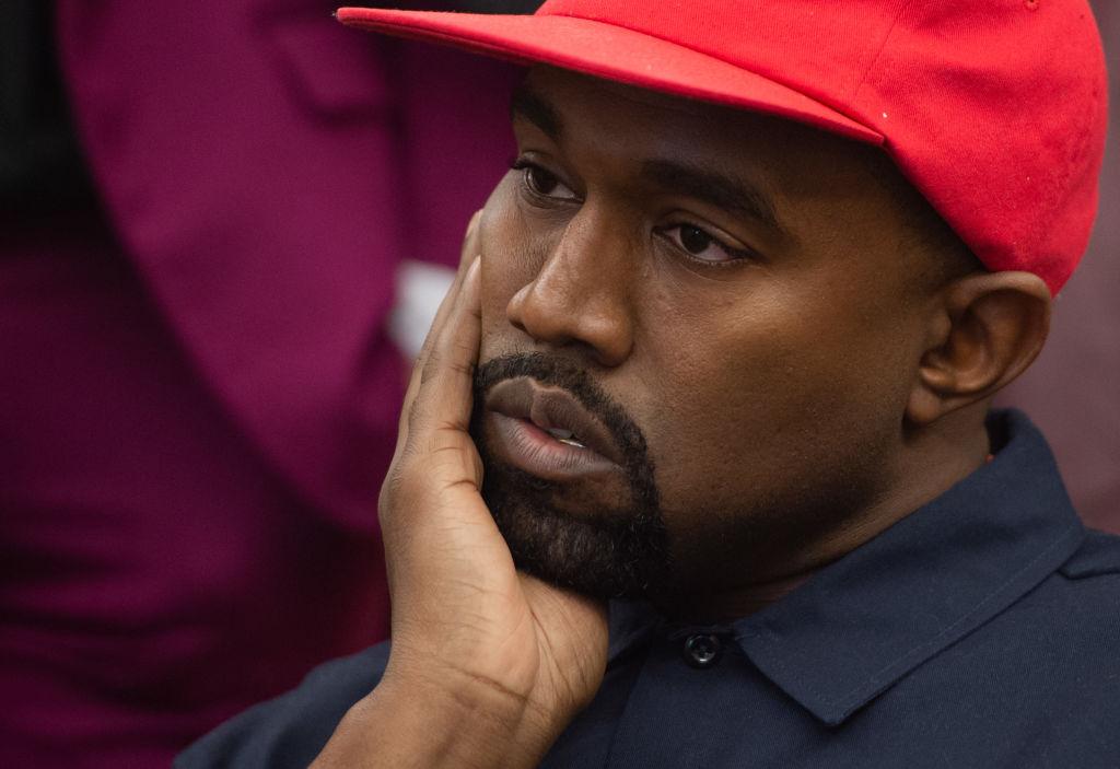 Harriet Tubman's Great-Niece Checks Kanye West