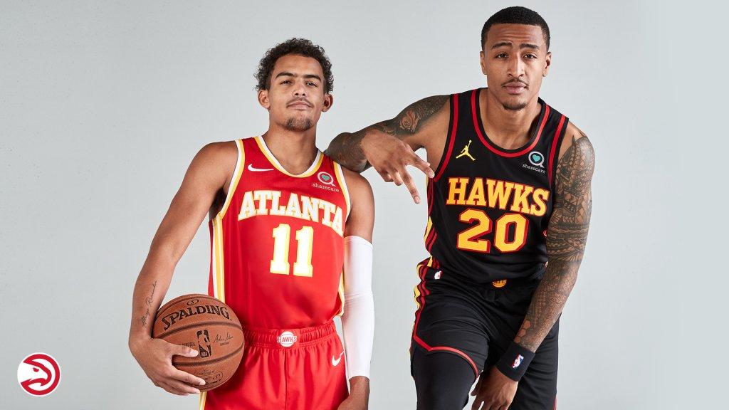 Atlanta Hawks Statement jersey