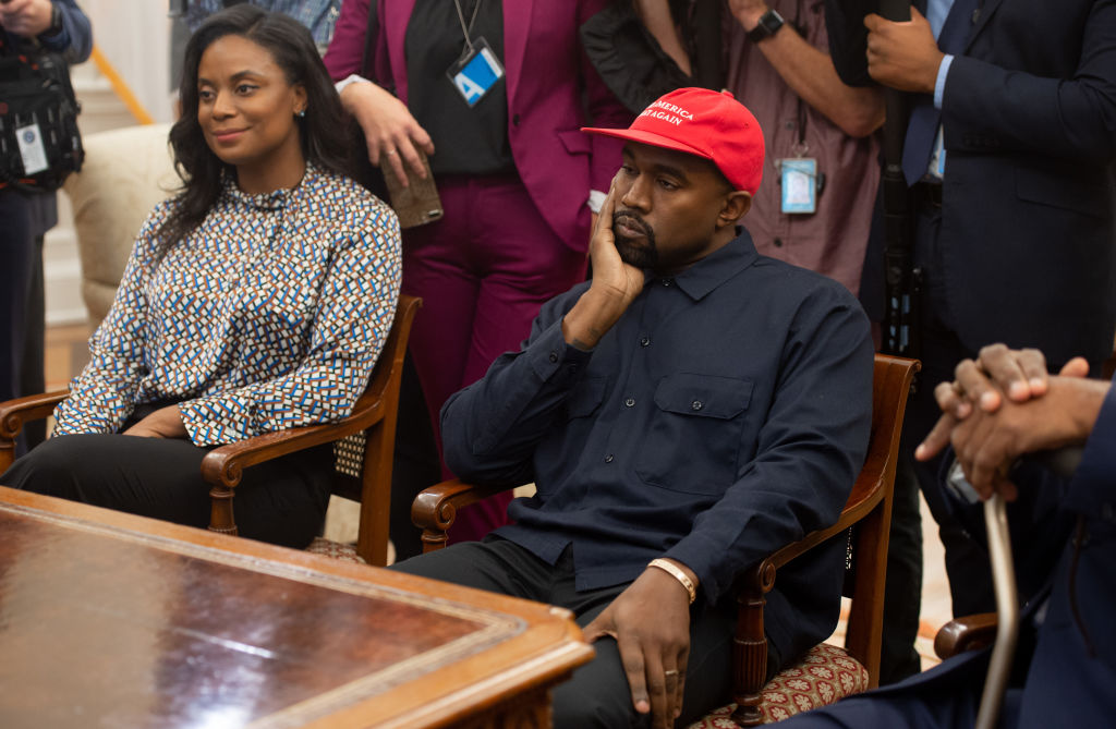 Black Woman Who Attended Kanye West Campaign Rally Opens Up About It