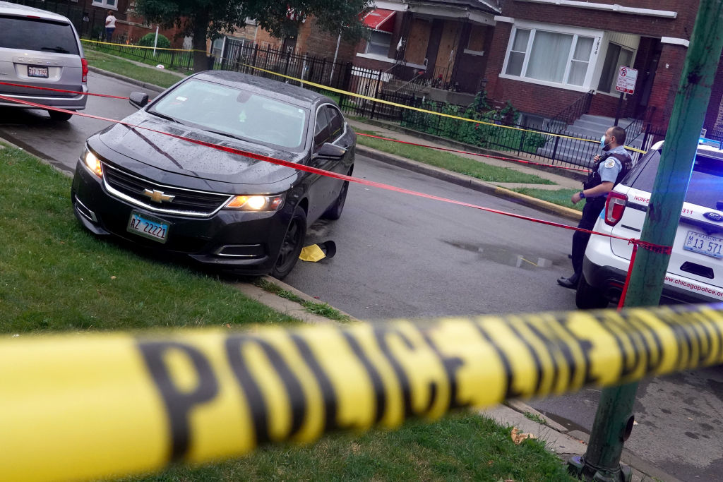 At Least 14 Wounded In Shooting Outside Chicago Funeral Home