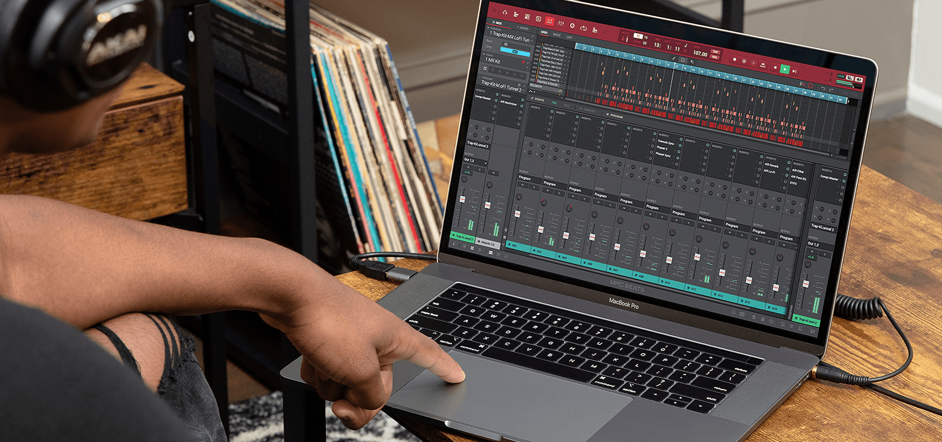 Akai Launches New FREE 'MPC Beats' Music-Making Software
