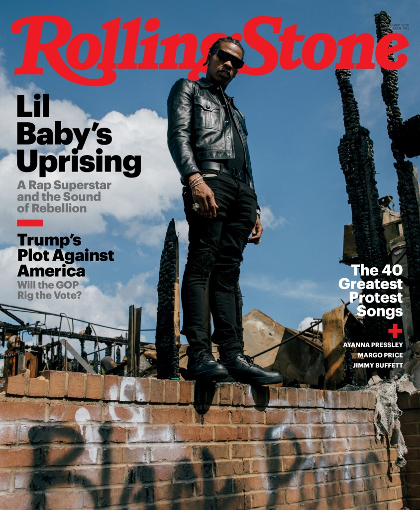 Lil Baby x Rolling Stone
