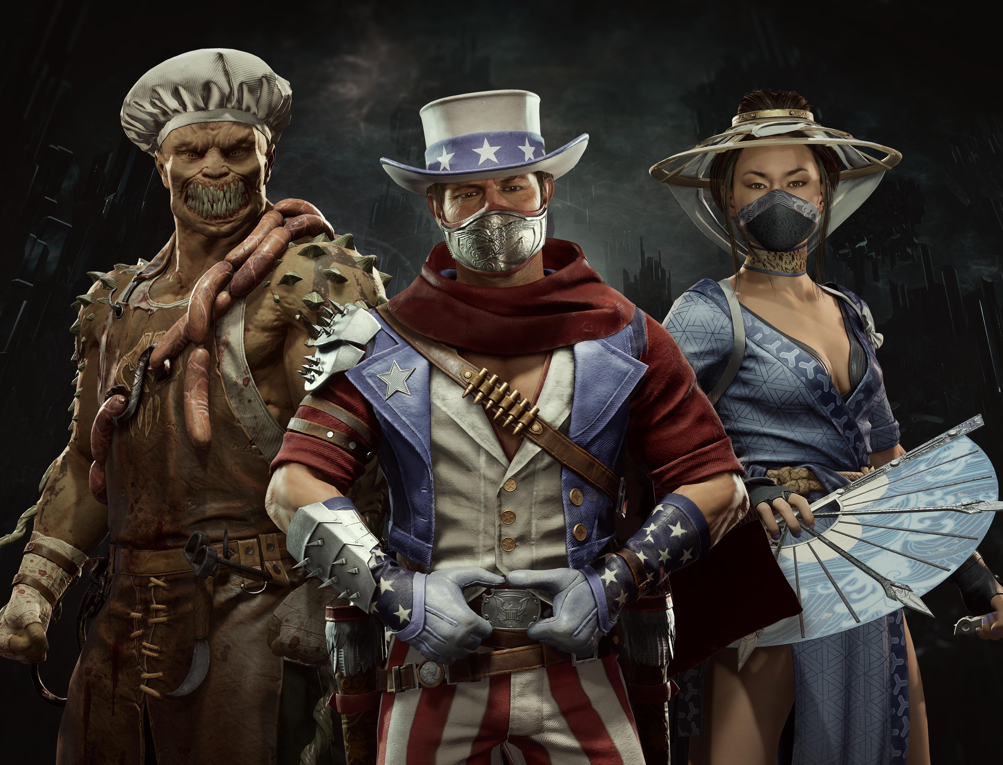 Mortal Kombat 11: Aftermath Summer Heat Skin Pack