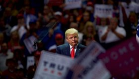 Trump Holds Campaign Event in Hershey, Pennsylvania