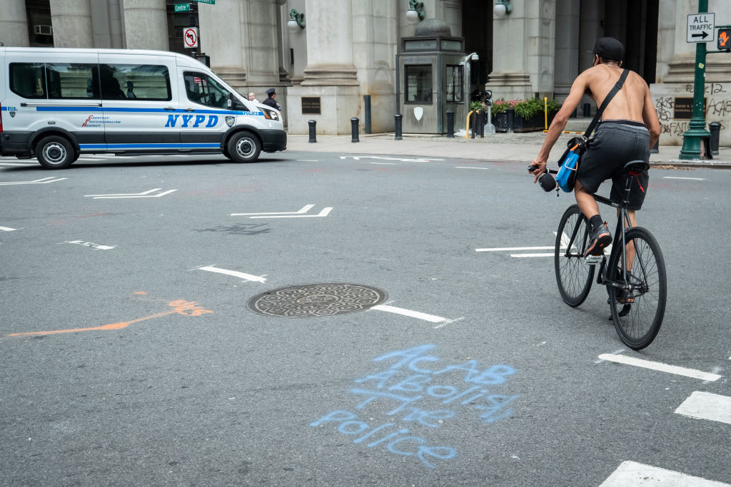 News - George Floyd Protest - Occupy City Hall - NYPD Budget - New York City
