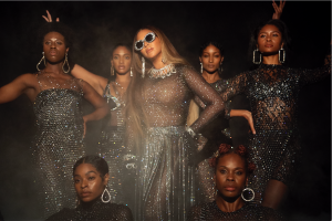 Find Your Way Back Image from Beyonce's Visual Album Black is King on Disney +