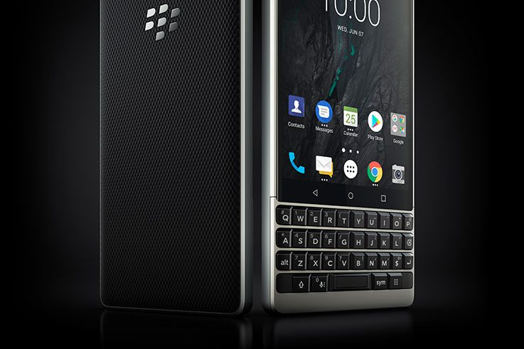 Texas Startup OnwardMobility Annouces New 5G Android Blackberry For 2021