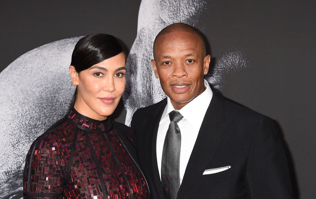 Nicole Young Claims Dr. Dre Forced Her To Sign Prenup Back In 1996
